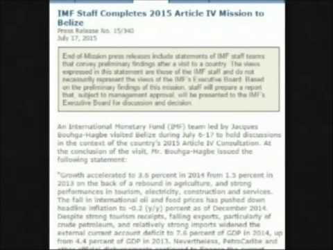 International Monetary Fund  Visit