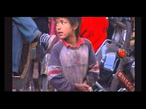 CHILD Street To School / Street Children Kathmandu