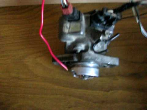 Repaired coltlancer ignition distributor youtube cheapraybanclubmaster Image collections