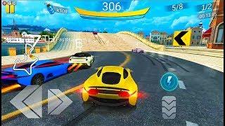 Crazy Racing Car 2 - A Class Cars Alps Venice - Speed Car Drift Games - Android GamePlay #3