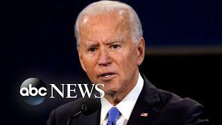 Trump, Biden face off in final presidential debate with added rules | Nightline