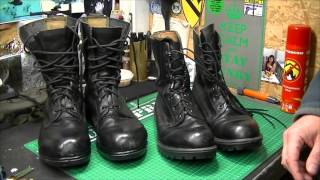 British Army Boots 80