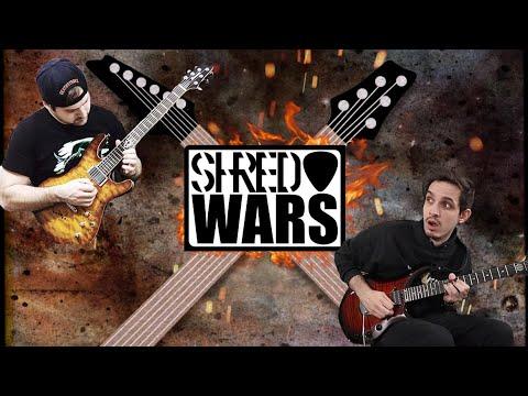 Shred Wars: Jared Dines Vs Nik Nocturnal