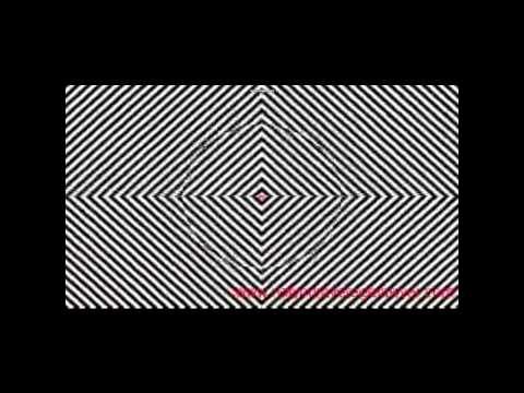 illusion/hypnotize that will make the room moving