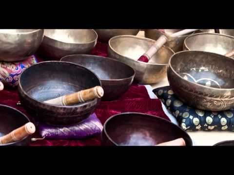 ASMR Binaural Sound Slice: Brain Percussion (Tibetan Singing Bowl, Tuning Fork, Triangle)