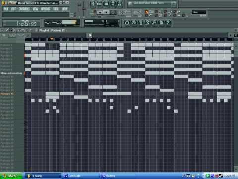 Cam'ron - Get It In Ohio (Full Remake) using FL Studio 8