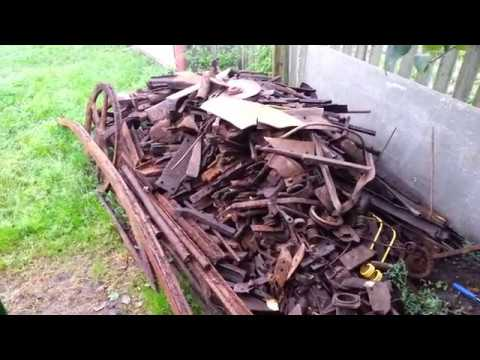 Вопрос: Как сдать металлолом?