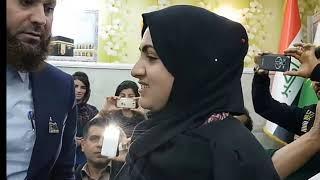 Allahu Akbar! Wanita bisu bisa bicara, ruqyah Syaikh Mala Ali Kurdi