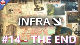 INFRA PC Gameplay Walkthrough THE END Part 14 [60FPS/1080p]