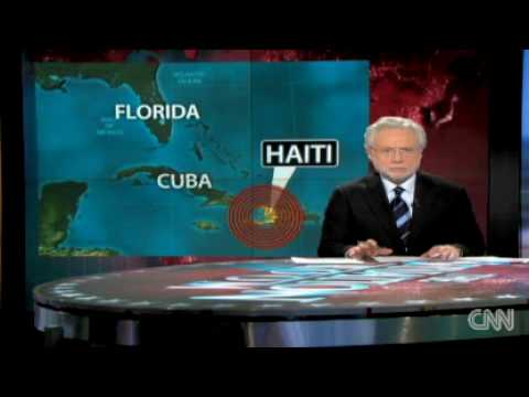 Earthquake of 7.0 Richter Haiti Port-au-Prince