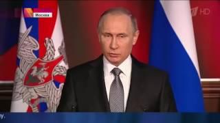Путин дал приказ уничтожать войска США, Турции, НАТО в Сирии в случае АГРЕССИИ