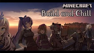 【Minecraft】Build and Chill on holoID Server!【#MoonArchitect】