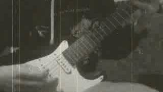 Marilyn Manson - Sweet Dreams (cover- guitar by Darek)