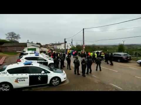 Operaciones Guardia Civil Figueruela de Arriba