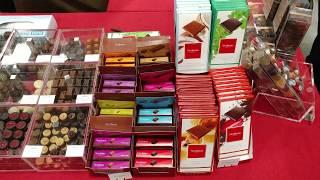 NEUHAUS CHOCOLATIER HAS ALL KINDS OF CHOCOLATES @ THE CHOCOLATE EXPO