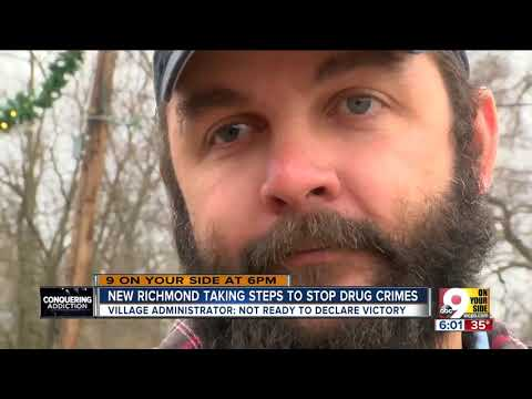 New Richmond police report two heroin busts in a week