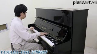 [Bán Piano] Pianoart giới thiệu đàn piano YAMAHA U1H - 2590889 - Sway