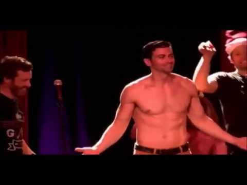 Matt Cohen Strips for Charity