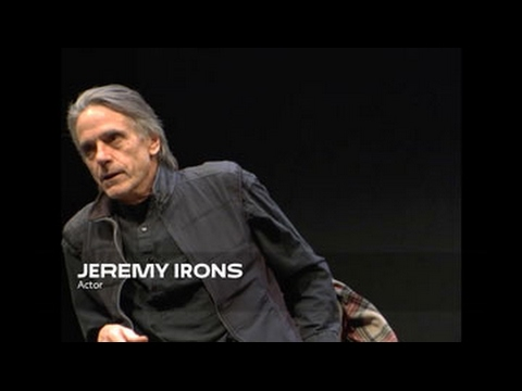 About the Work: Jeremy Irons | School of Drama