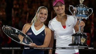 Li Na VS Dominika Cibulkova Highlight Australian Open 2014 Final