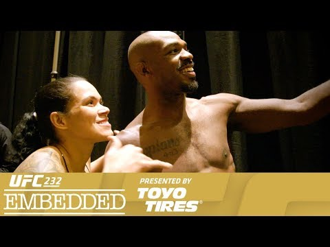 UFC 232 Embedded: Vlog Series - Episode 6