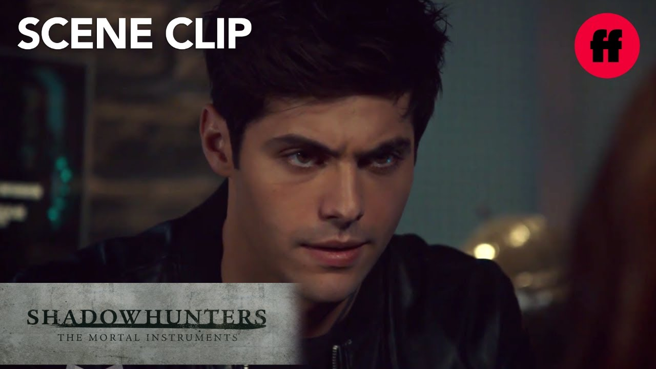Download Shadowhunters   Season 3, Episode 7: Clary Tells Alec The Truth   Freeform