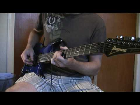 Surfing With The Alien Intro - Ibanez JS Series
