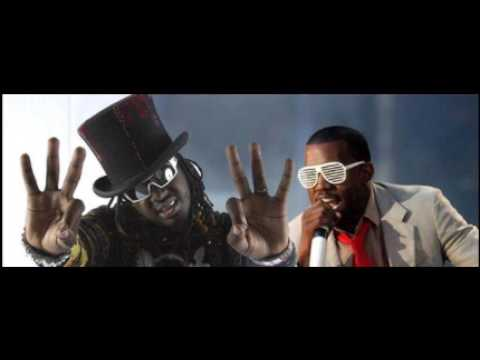 GLC ft Kanye West and TPain  Flight School FULL TRACK