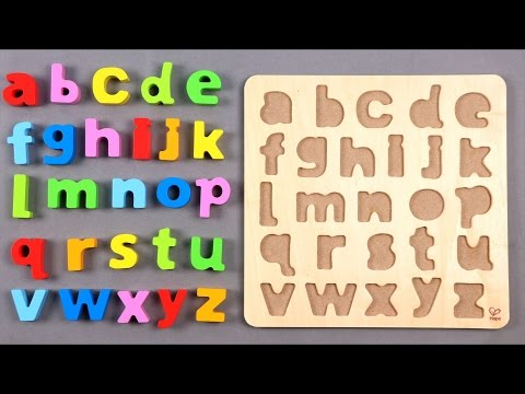 Learning A To Z Alphabets For Kids | Alphabets For Children | Phonic Song | ABC Song | ABCD For Kids