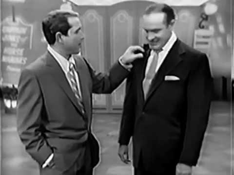 Bob Hope on the Perry Como Show - 1956