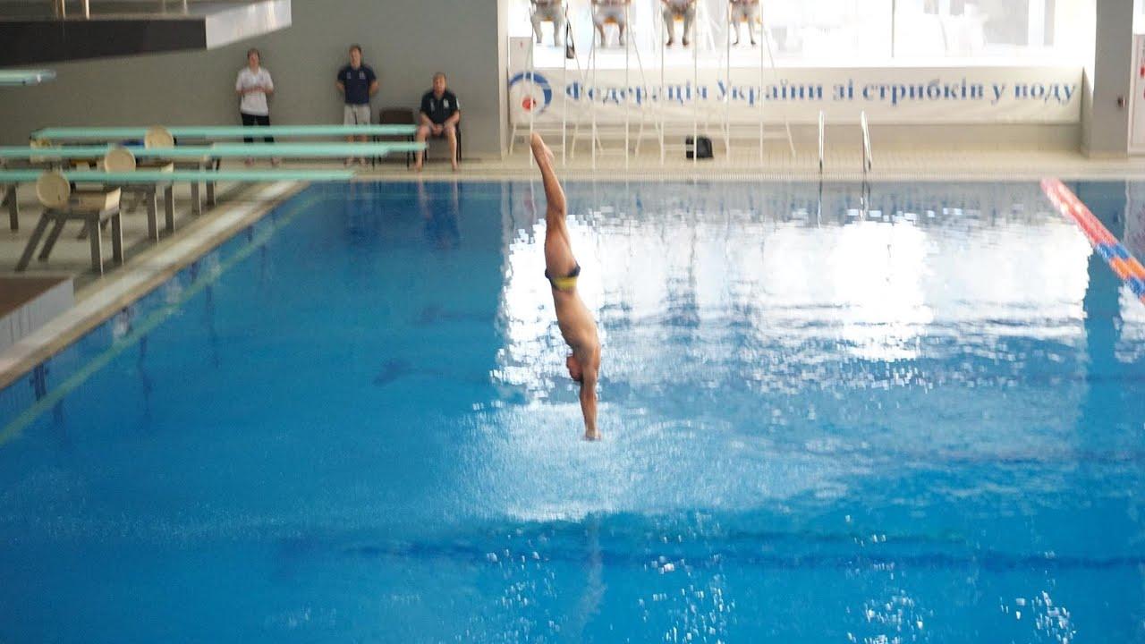 Открытый Кубок Украины по прыжкам в воду 2016 / Ukrainian Open Diving Cup - Kiev 2016