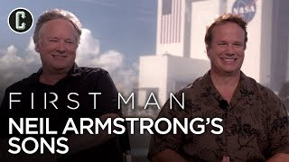 Neil Armstrong's Sons on 'First Man' and Ryan Gosling's Performance