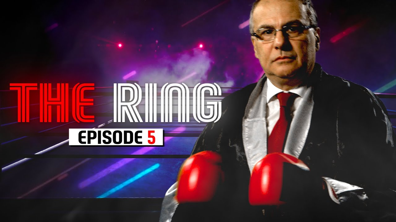 "The Ring ""Quiz"" with Mauro Suma - Episode 5"