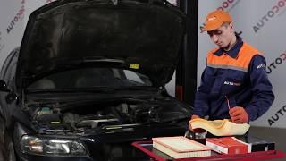 Wie Ansaugluftkühler DAEWOO Lacetti Premiere Limousine (J300) wechseln - Schritt-für-Schritt Videoanleitung