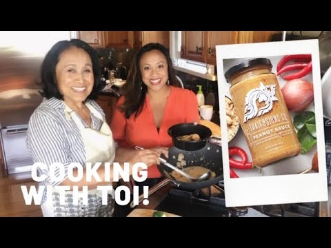 Cooking with Toi/Easy Thai Cooking/Thaifusions Easy Recipes