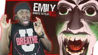 ONE OF THE WORST SCARES EVER! FLUFF THIS GAME! - Emily Wants To Play Too Gameplay