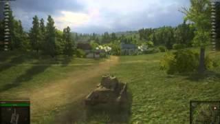 альфа версия клипа на музыку солдат - любэ из игры мир танков