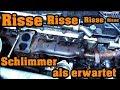 Risse am BMW Turbolader 🛠 BMW 535d - die absolute Katastrophe! 🛠 BMW BI-TURBO POWER
