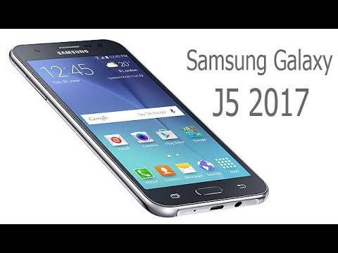 samsung galaxy j5 2017 unboxing youtube. Black Bedroom Furniture Sets. Home Design Ideas