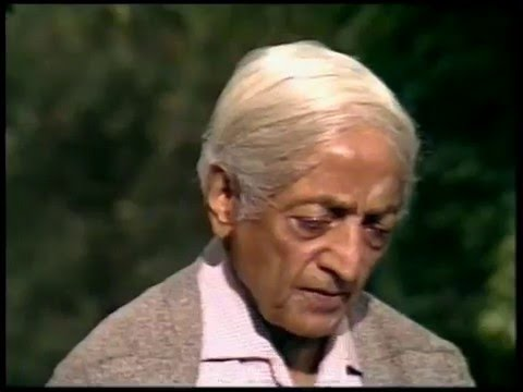 How do we help children face the threatening world? | J. Krishnamurti