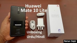 Huawei Mate 10 lite Un boxing And Reviews