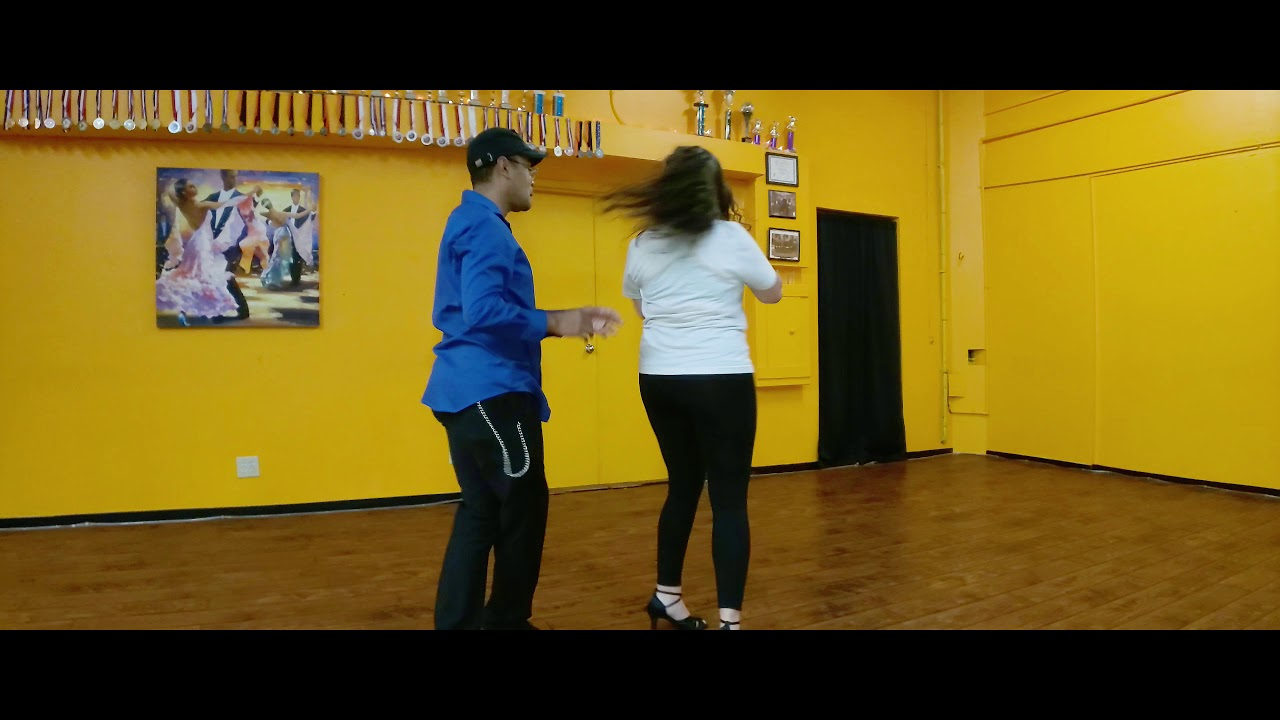 how to learn to dance bachata