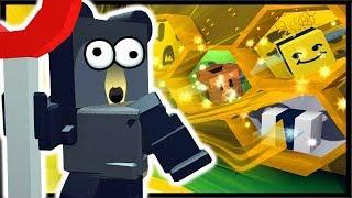 BEE SWARMS - BEAR QUESTS - BEST ROBLOX SIM EVER!! | Simulateur d'essaim d'abeilles Roblox