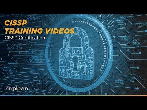 CISSP Certification | CISSP Training Videos | Simplilearn