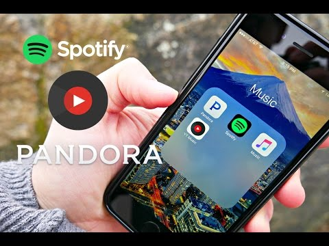 Best Music Streaming Apps! iOS/Android