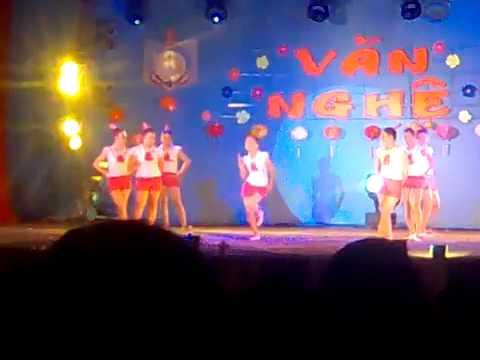 Văn Nghệ THPT Nguyễn Trãi Hội An @_@