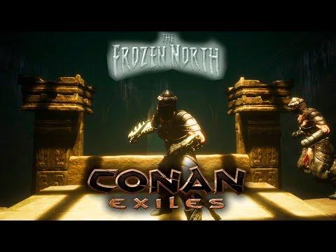 Conan Exiles │ Доспехи из кожи рептилии