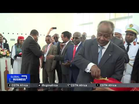 Djibouti inaugurates first passenger train