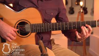 Sobell Model 1 Acoustic Guitar, Cocobolo & European Spruce - Pre-Owned - Will McNicol (Part) 2