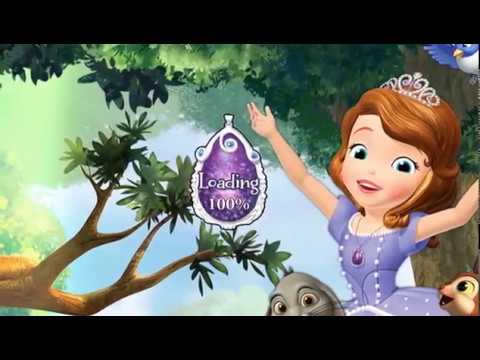 Мультик игра София Прекрасная: Зачарованное приключение (Sofias Enchanted Adventure)
